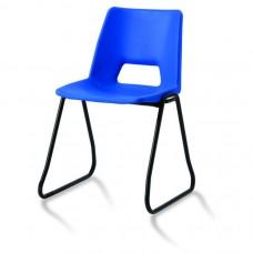 Advance Skid Frame Chair