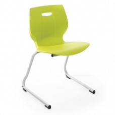 Geo Reverse Cantilever Frame Classroom Chair