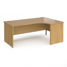 Contract Panel End Ergonomic Desking