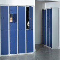 Universal Metal Lockers