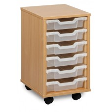 SINGLE COLUMN STORAGE UNIT