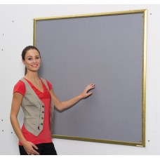 WOOD FRAMED NOTICEBOARDS