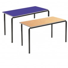 Crush bent Stacking Tables