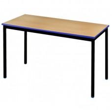 PVC Edge Classroom table - Fully welded Frames