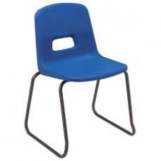GH20 Polypropylene Chair - Skid base