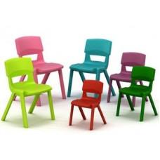 One Piece Polypropylene Chairs