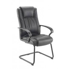 Casino 11 Leather Visitors Chair