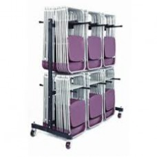 140 CAPACITY FOLDING CHAIR TROLLEY