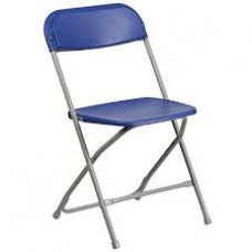 FLAT BACK FOLDING CHAIRS