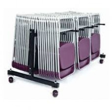 Folding Chair Trolley - 70 Capacity